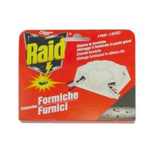 Esseci clean esche formiche raid e scarafaggi esseci clean - Formiche in bagno ...