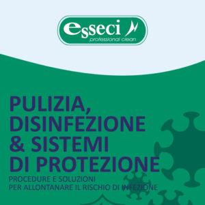 DISINFEZIONE, PROTEZIONE E PULIZIA (Covid19)